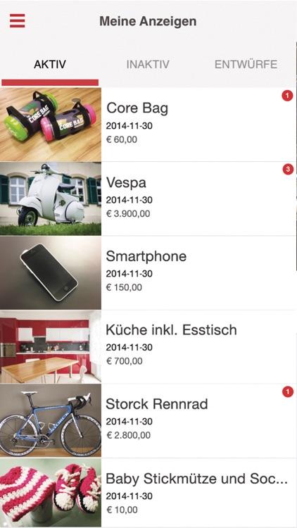 Bazar - Kleinanzeigen, Immobilien und Gebrauchtwagen screenshot-4