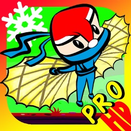 A Flappy Ninja Vs Creepy Flying Skulls at Christmas! - HD Pro