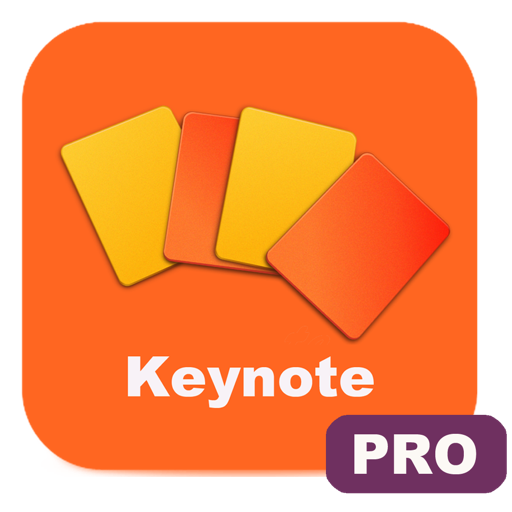 Templates for iWork-Keynote Pro
