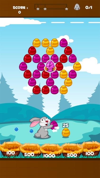 Bunny Shooter Bubble Crush