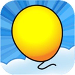 The Yellow Balloon - New Impossible Free Game for iPhone 6 Plus: iOS 8 Apps Edition