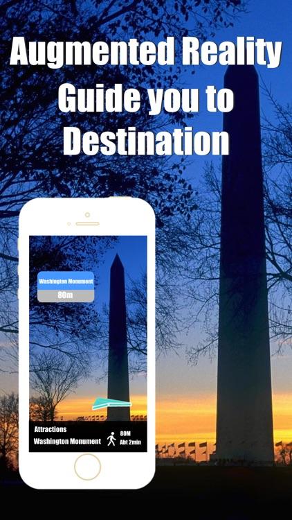 Washington DC travel guide and offline city map, Beetletrip Augmented Reality Washington D.C. Metro Train and Walks