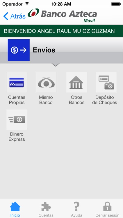 Banco Azteca Móvil Guatemala screenshot-4