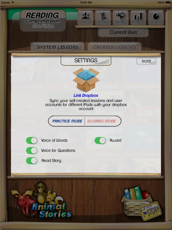 Reading Comprehension Skills – Grades 1st and 2nd screenshot-3