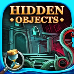 Hidden Objects - Sunken City