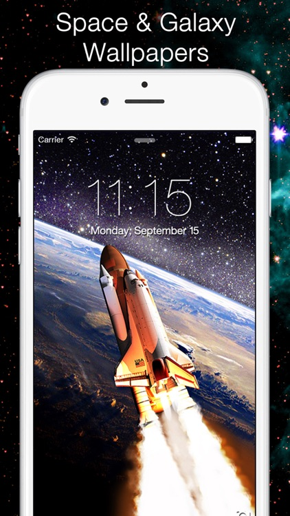Space & Galaxy Wallpapers screenshot-0