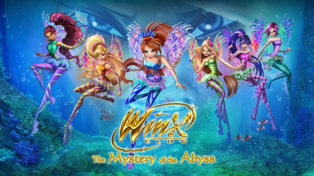Winx Club: Mystery of the Abyss Lite on the App Store