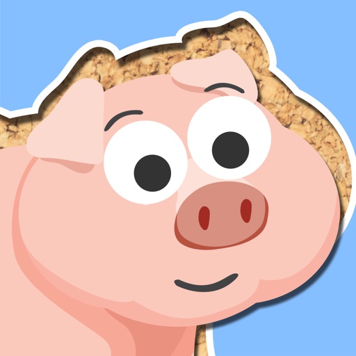Free Play with Farm Animals Cartoon Jigsaw Game for toddlers and preschoolers