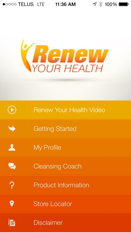 Renew Your Health screenshot-0