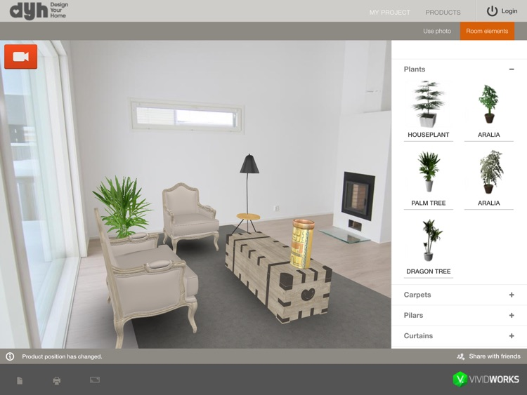 Design your home 3D