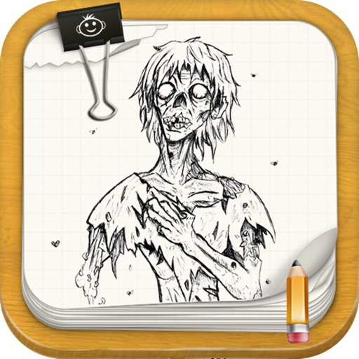 Learn To Draw Zombies And Undead