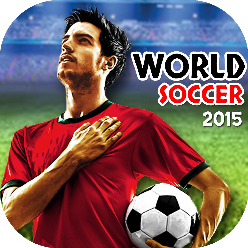 World Soccer 2015 - Real Football Big matches,leagues and tournament simulator by BULKY SPORTS
