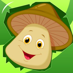 All About Vegetables a Game to Learn and Play for Children