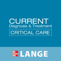 CURRENT Diagnosis and Treatment Critical Care, ...
