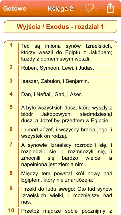 Polish Holy Bible Audio mp3 and Text - Polska Biblia audio