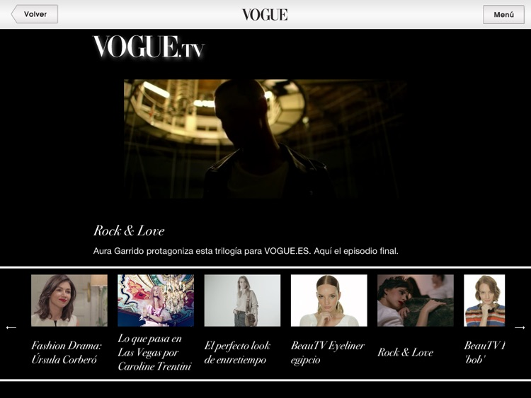 Vogue App screenshot-3