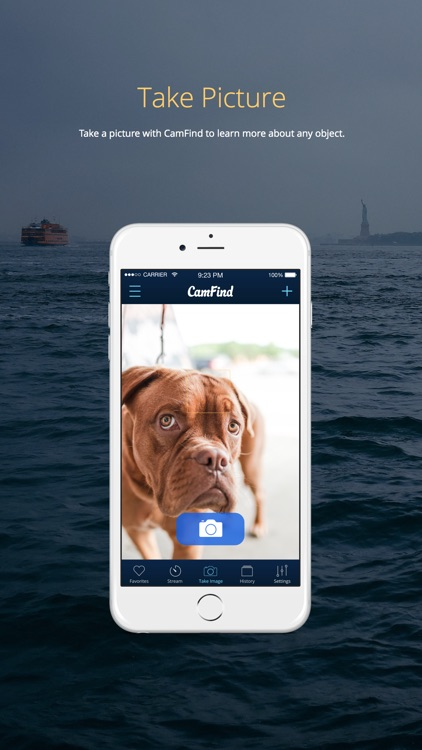 CamFind visual search - powered by CloudSight.ai