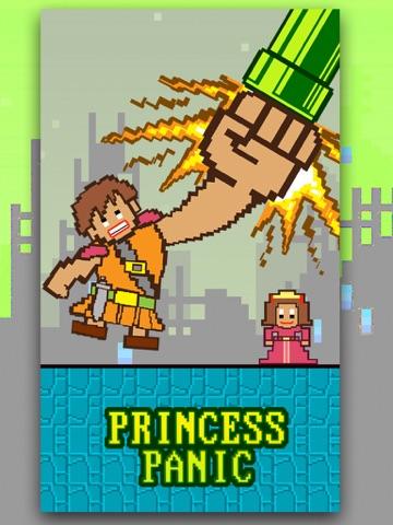 Princess Panic - Save Me From Dragon's Dungeon-ipad-0