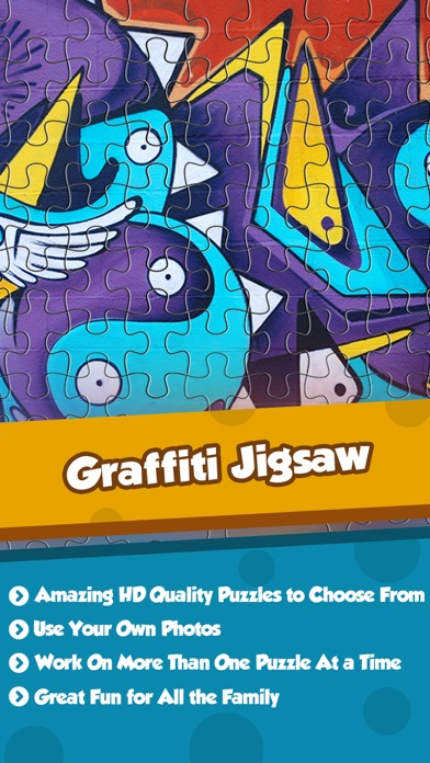 Puzzle Jigsaw Board- Free Packs for the Family screenshot one