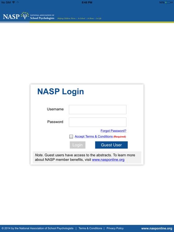 National Association of School Psychologists (NASP) Publications screenshot-3
