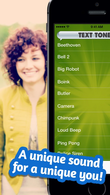 Free Text Tones - Customize your new text alert sounds screenshot-4