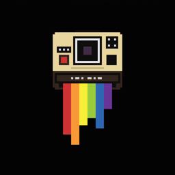 Ícone do app Bitstagram