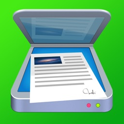 Scanner Deluxe - Scan and Fax Documents, Receipts, Business Cards to PDF