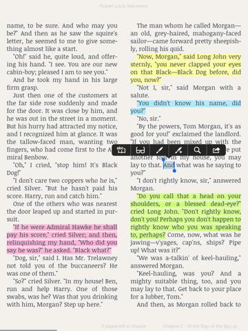 Marvin Classic - eBook reader for epubのおすすめ画像2