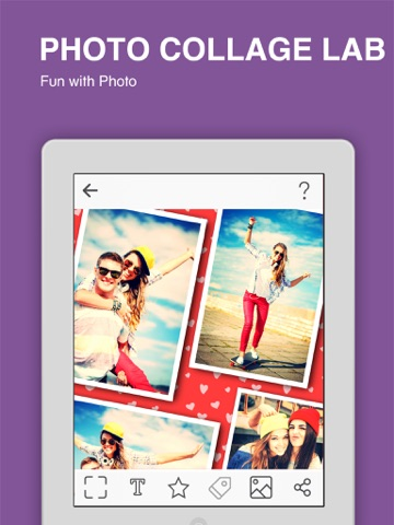 Photo Collage Lab : Instaframe & photo editor effects | App Price Drops