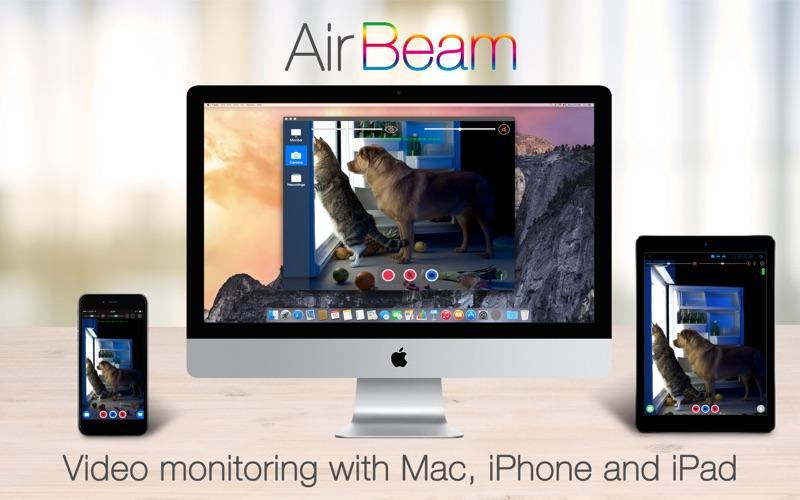 AirBeam Screenshot