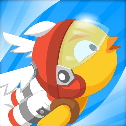 Jetpack High: a Bird story
