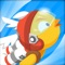 Discover the colorful world of Jetpack High and its too cute hero, Little Birdy and Pamboo