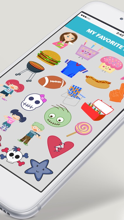 FunMoji : My Favorite Emojis Plus Pro screenshot-4