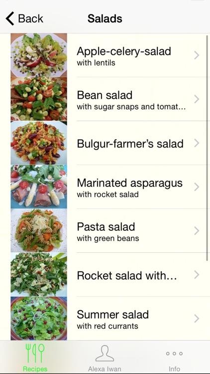 good food by Alexa Iwan
