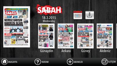 download eSABAH indir ücretsiz - windows 8 , 7 veya 10 and Mac Download now