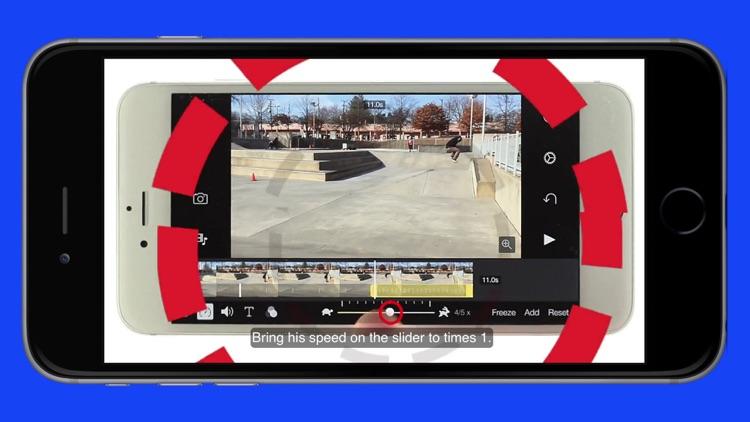 SloMo for iMovie