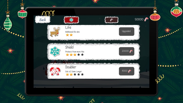 Santa Clause Rush - Christmas Gift Delivery screenshot-3