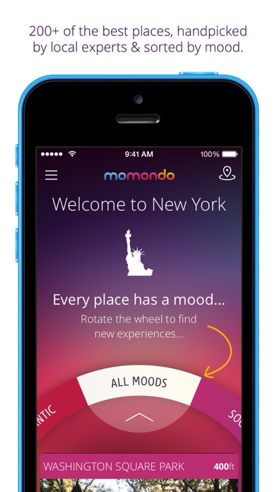 New York travel guide & map - momondo places
