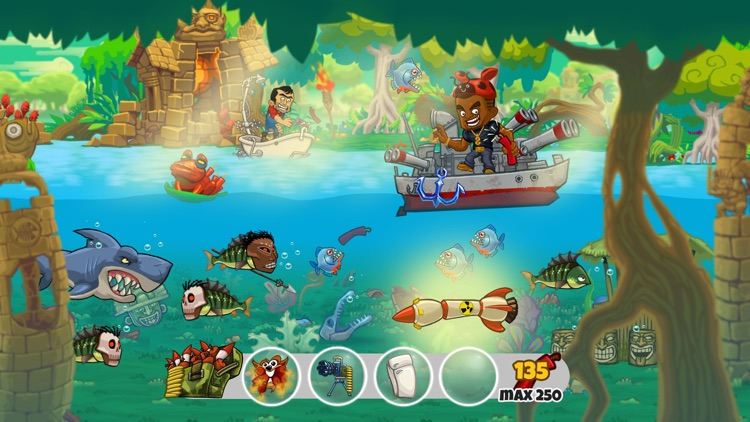 Dynamite Fishing World Games screenshot-3