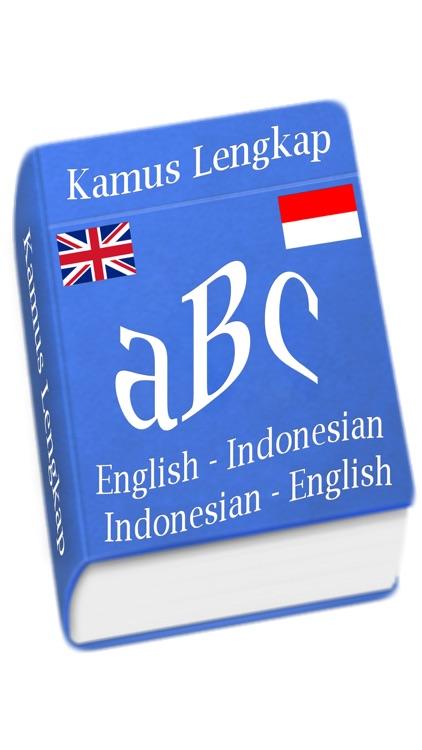 Kamus Lengkap - English N' Indonesia Dictionary