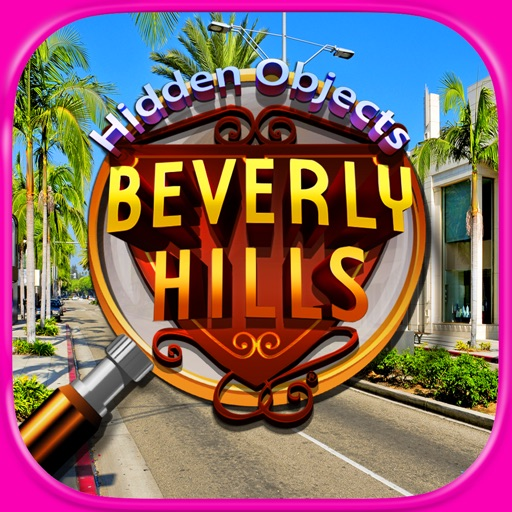 Hidden Objects: Beverly Hills Life & Object Puzzle Time FREE