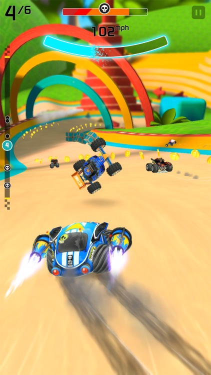 Rocket Cars screenshot-0