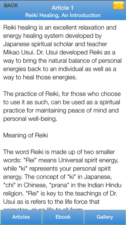 Reiki Healing - The Guide To Relaxing With Reiki Method! screenshot-4