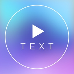 Text on Video Square FREE - Add Text Caption Quote or Phrase on Your Video and Share into InstaSize for Instagram