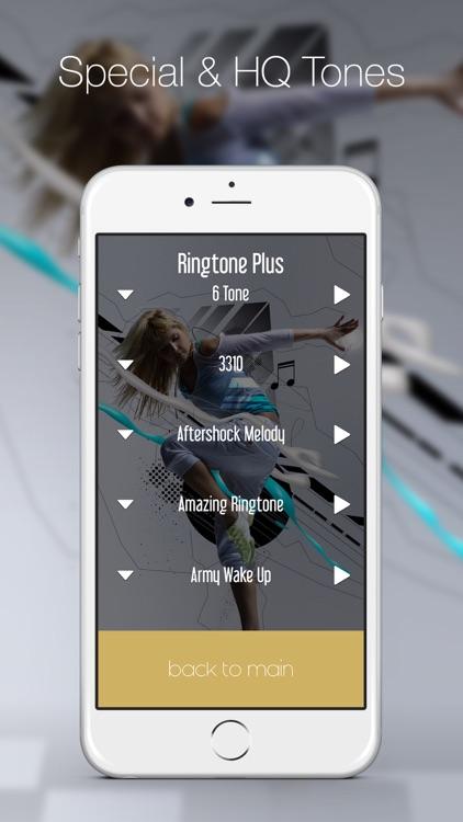 Riny Tones - Ringtones for iPhone