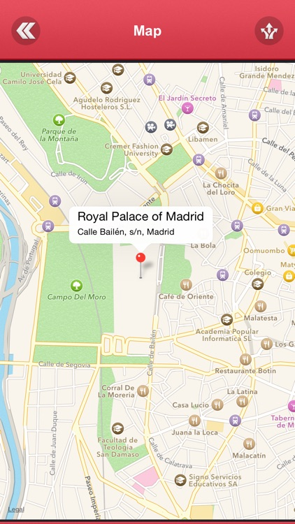 Madrid Travel Guide screenshot-4