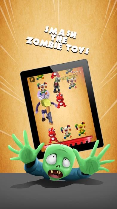 Smash the Evil Zombie Toys