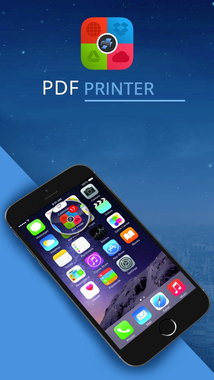 PDF Converter and Printer Pro : PDF Scanner , scan document, receipt,pdf annotation screenshot-4