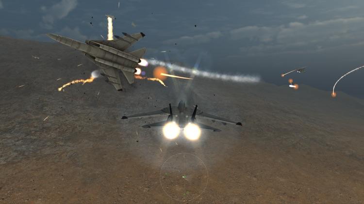 MonsterStart - Fighter Jet Simulator - Fly & Fight screenshot-4