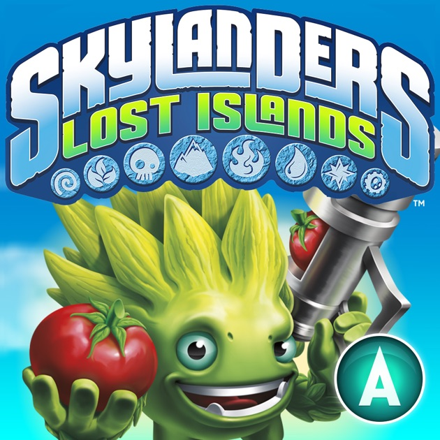 skylanders lost islands on the app store